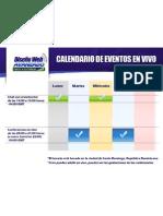 D-Web Avanzado Con Jmla-Mod1-1Calendario Del Curso
