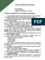 23590019 Istoria Statului Si Dreptului Romanesc Ionescu Nicolae an 1 Drept Ifr