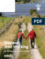 Discover Trail Walking an Introduction to Trail Walking
