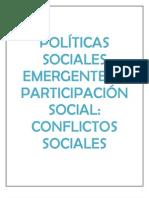 Politicas Sociales Emergentes - Final