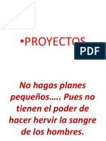 PROYECTOS 2012