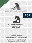ELPENSAMIENTO QHAPAQ_IDEARIO DEL MASA