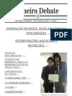 Jornal de domingo, SiCOM
