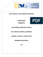 Electricidad y Electronica Industrial.- Electronica Indusrial Basica