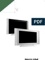 Philips 26PF3320/10 User Manual