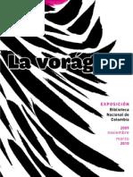 La vorágine - Catálogo exposición BLAA