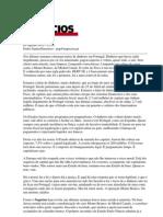 Capitalismo lavado, Pedro Santos Guerreiro, Jorn.Negócios