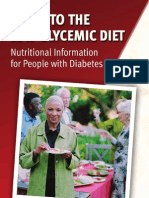 FIFTY 50 Guide to the Glycemic Diet