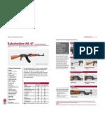 Kalashnikov-AK-47 Weapon Identification Sheet