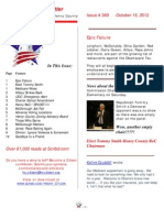 Newsletter 369