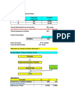 Excel Proyectos 4