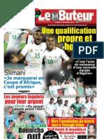 LE BUTEUR PDF du 15//10/2012