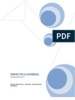 Didactica General Desde Comenio a nuestros dias
