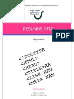Resumos HTML