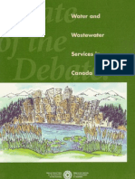Water and Wastewater Services in Canada