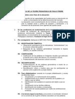 Logica de La Pedagogia de Paulo Freire y Paradigma Socioeducativo Del 79, Modelo de Kuhn