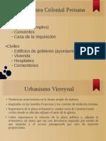 Arq Virreynal Religiosa en Puno