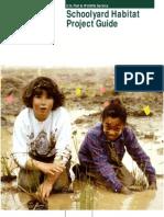 Schoolyard Habitat Project Guide