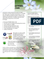 Georgia Schoolyard Wildlife Habitat Planning Guide