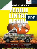Brochure Suzuki Mega Carry