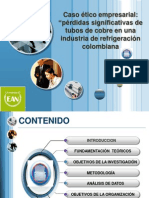 Presentacion Ponencia Etica Empresarial