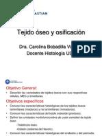 Tejido Oseo y Osificacion PDF