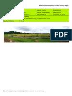 2012WS MET 1-Irrigated - Week 17 (September) IRRI