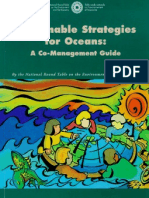 Sustainable Strategies for Oceans