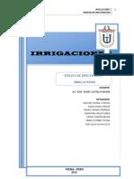 irrigaciones