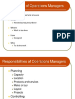 Operations Management Introduction