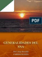Generalidades del SNA