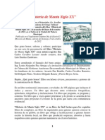 Historia de Manta Siglo XX