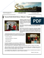 RCBKS Bulletin Vol 21 No 14