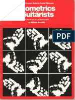 Isometrics For Guitarrists - Milton Raskin