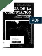 J.glenn.brookshear. .Teoria.de.La.computacion.lenguajes.formales.automatas.y.complejidad. .INCOMPLETO.solo.Capitulos.0.a.3.