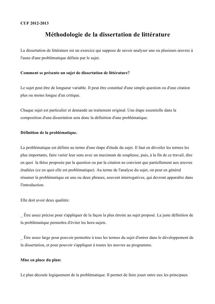 Définitions : dissertation - Dictionnaire de français Larousse