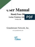 HandyTone UG 2