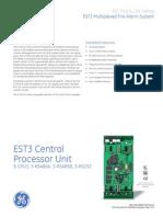 EST3 Central Processor Unit