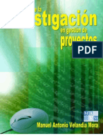 Paradigmas de Investigación en la Gestión de proyectos