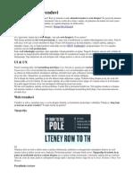 WEB Dizajn i Trendovi