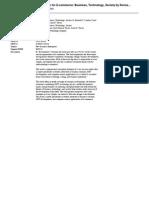 E Commerce Business Technology Society by Kenneth C. Laudon Carol Guercio Traver Carol G. Traver