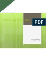 Cost Analysis of Tqm