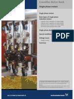 Single-Phase Motors المحركات أحادية المراحل