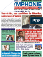 Journal La SYMPHONIE n°14