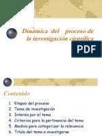 c. Dinamica Proc Inv Cient