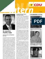CDU intern Oktober 2012