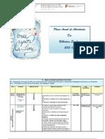 Plano de Actividades Da BE 201213