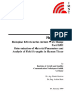 1999.01. Final Report Biological Effects in the Mm Wave Range