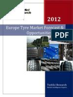 Europe Tyre Market Forecast Opportunities 2017