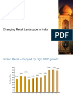 Changing Landscape of Indian Retail